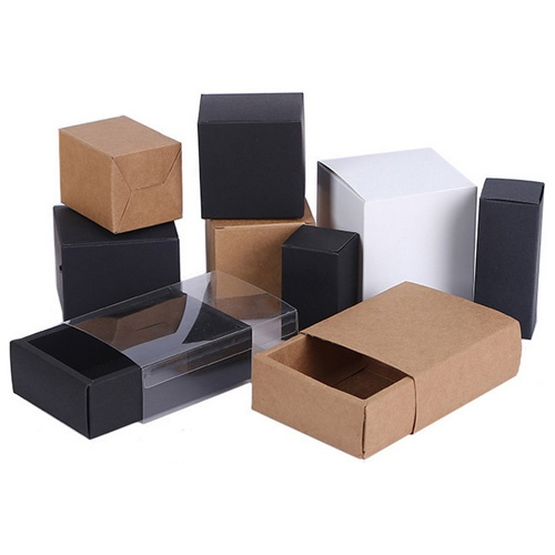 Customized Drawer Type Craft Paper Boxes China