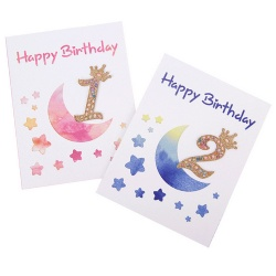 Personalized Paper Birthday Card Festival Card China