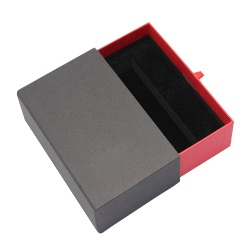 Drawer Style Rigid Paperboard Paper Packaging Box